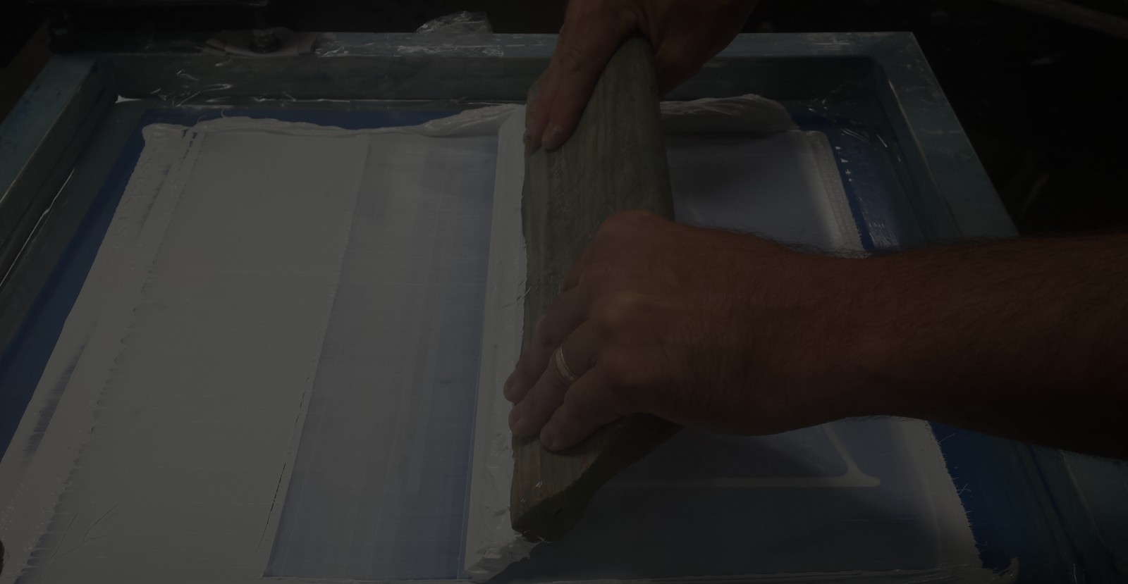 screen print procedure