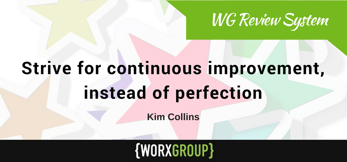 Worx Group Review System