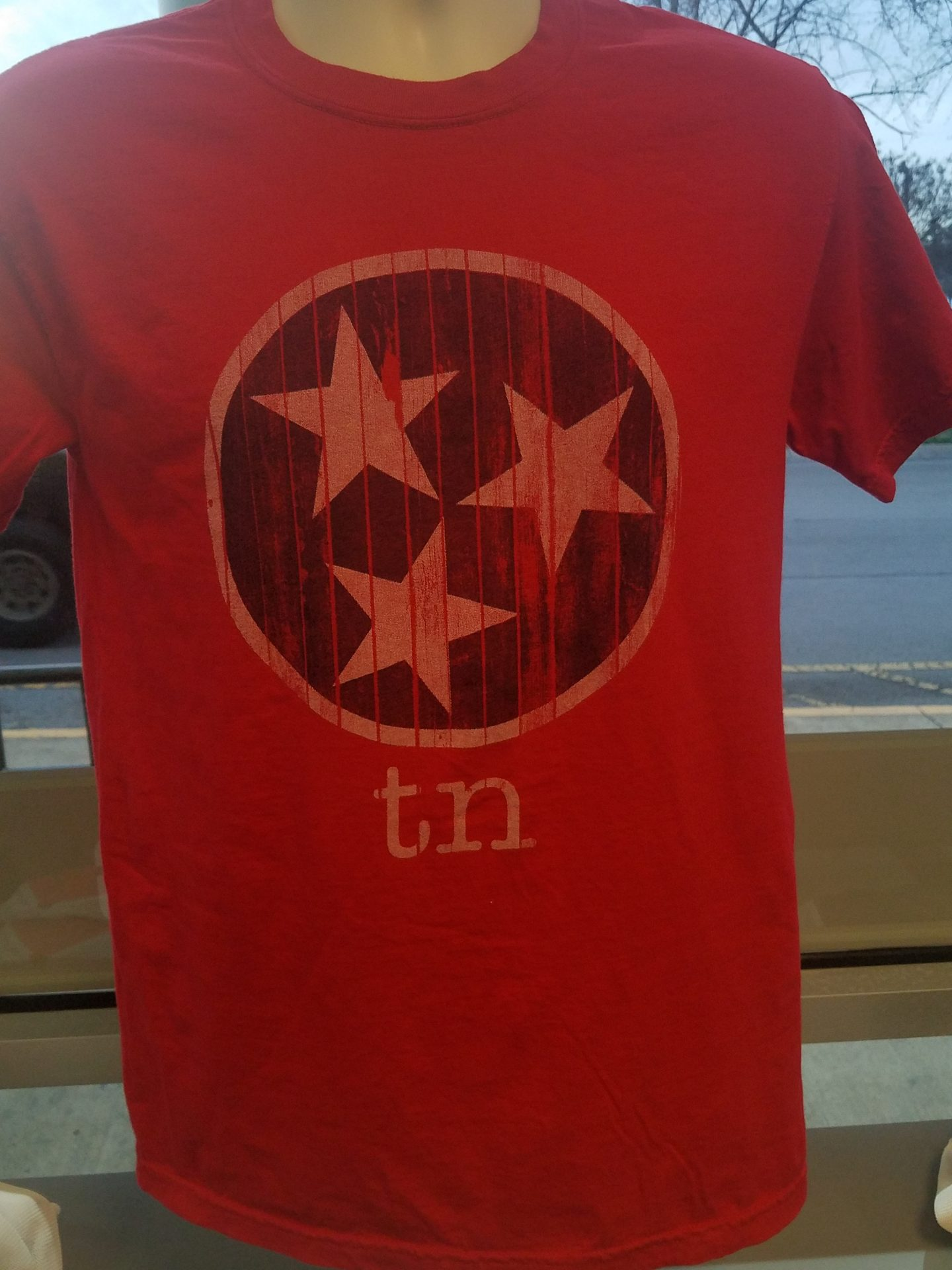 Tri Star red shirt