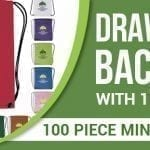 DRAW STRING BACK PACK | Custom Promotional Product